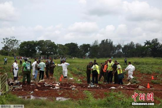 墨西哥当局将对古巴坠毁飞机所属公司进行突击检查