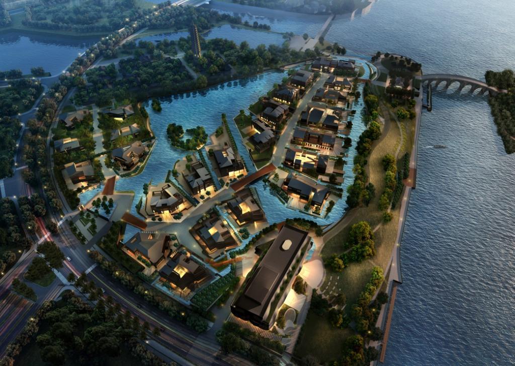 中国运河在世界运河史上有着独特的地位