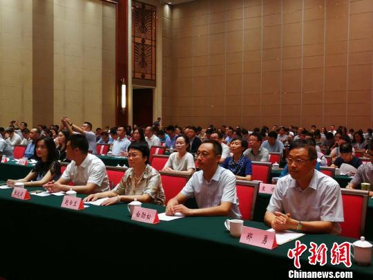 太原成立侨青委和海归协会 吸引300余侨界青年