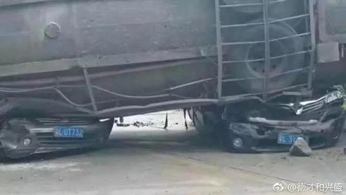 广东惠东发生一起交通事故 致9死2伤