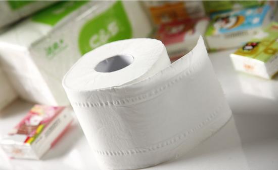 同是纸 质不同 不要用卫生纸替代餐巾纸