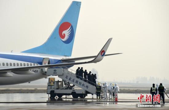 京津冀主要机场吞吐量全部跨入千万人次行列