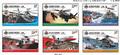 香港将发售飞行服务队邮票