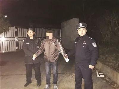 小偷出狱后苦练跑步行窃再被抓 警察:怎么又是你