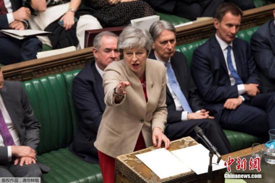 脱欧期限再度临近,英政府或将与工党达成妥协?