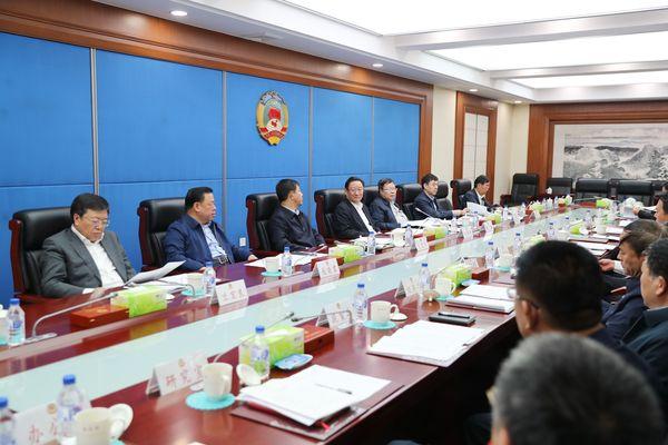 吉林省政协召开十二届十六次主席会议