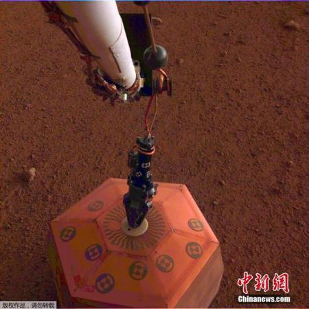 中国火星基地设计图