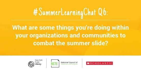 Scholastic学乐英语暑期学习微访谈!近1个小时都谈