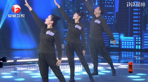 献礼国庆 PP视频《一起来跳舞》亮丽舞姿展示新
