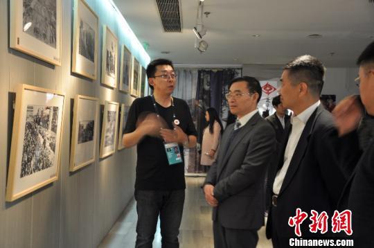 北京中轴线文化传承创意影像展举