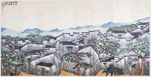 广西平南鹏山风景区