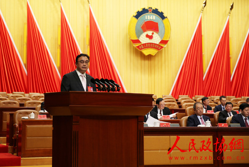 刘泓常委:让制度自信的种子播撒