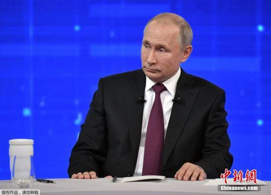 克宫:普京希望通过修宪公投了解民意