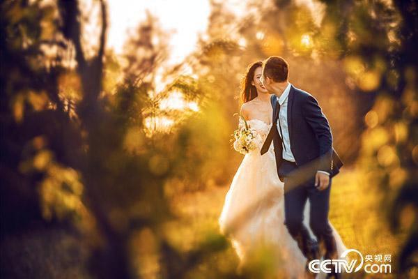 """董韵竹:""""等你凯旋,我最美的新娘"""