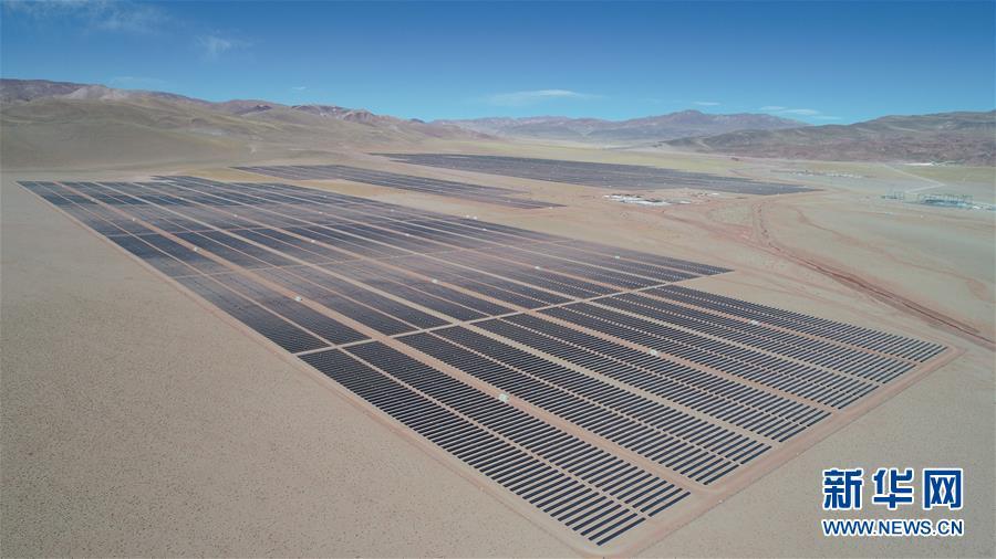 中企承建的阿根廷最大光伏发电项目疫情下有序推进