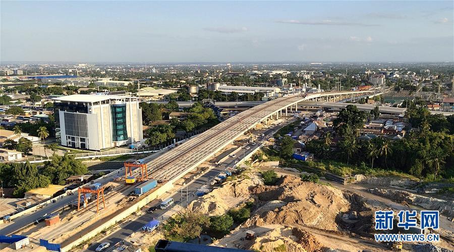 中国项目推动坦桑尼亚基础设施建设发展