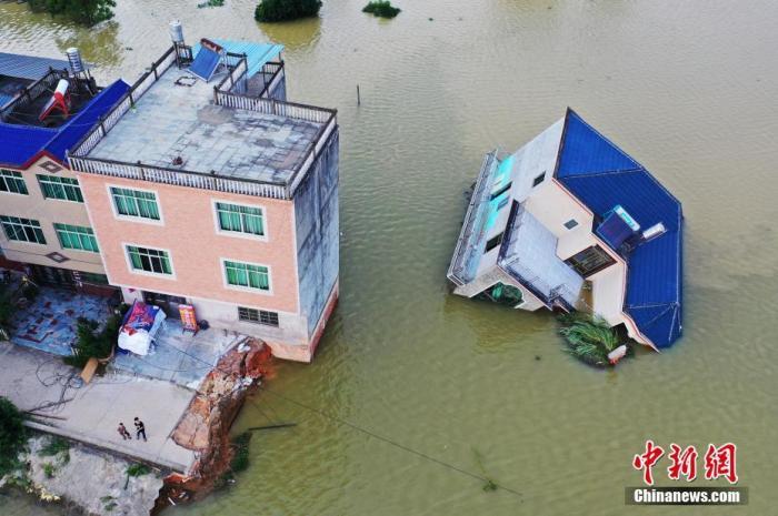 应急管理部:未来3日长江中下游暴雨洪涝灾害形势严峻