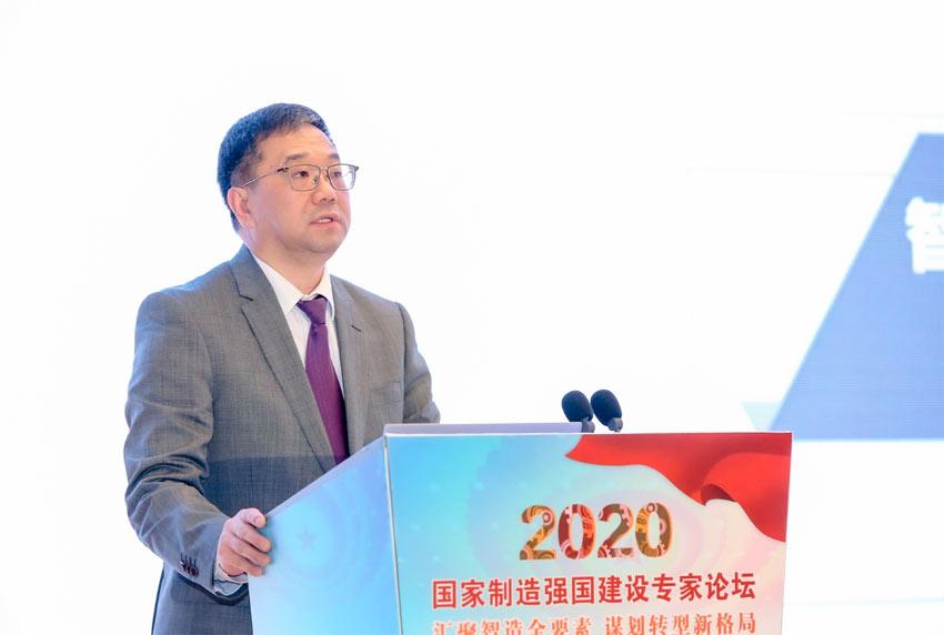 张立:智能化将成制造业改革主攻方向