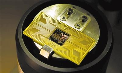 电阻为零的超导微处理器问世