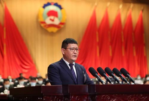 柯雪利委员:促进广西冶金产业高