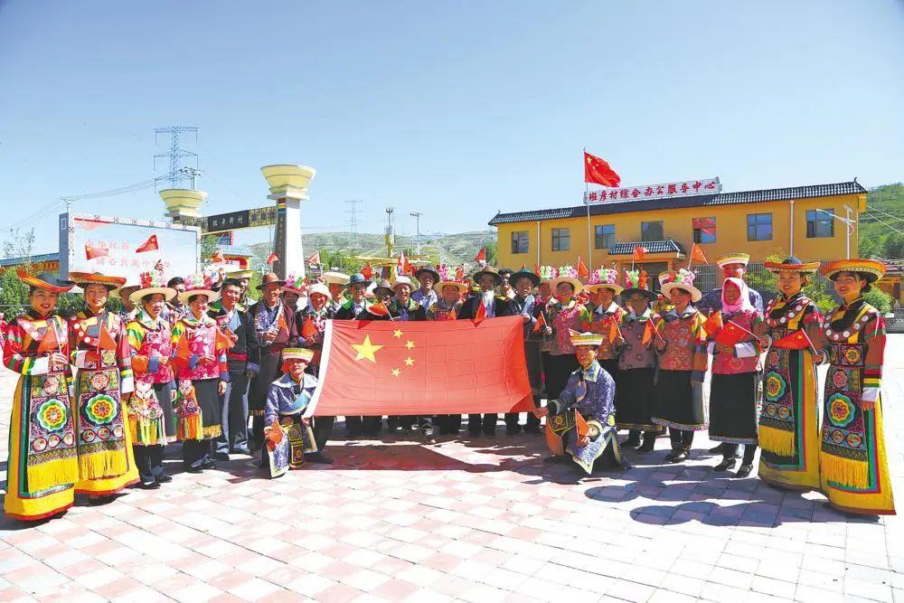 让民族团结进步之花在青海大地常开长盛