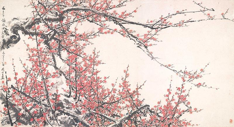 毛泽东诗词的境界