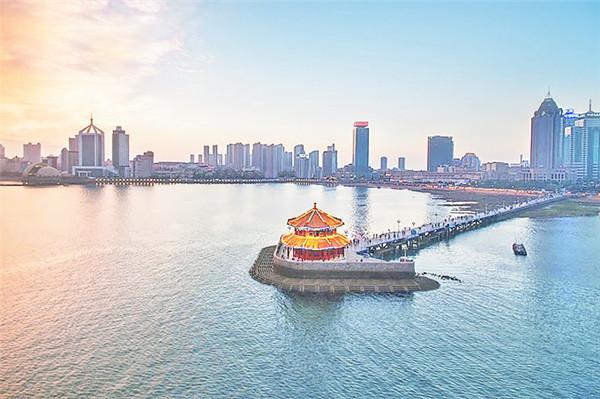 打造胶东半岛滨海黄金旅游带