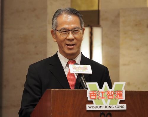 """完善香港特区选举制度是""""一剂治病良药"""""""
