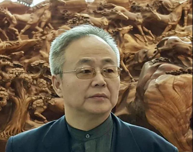 著名工笔人物画家李乃蔚1