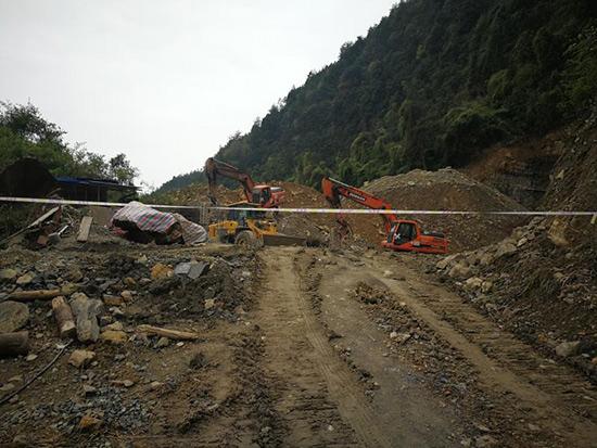 自然资源部公开通报14起长江、黄河沿线违法采矿案件