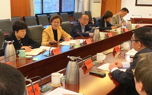 闫小培会见台湾国际洪门中华总会访问团