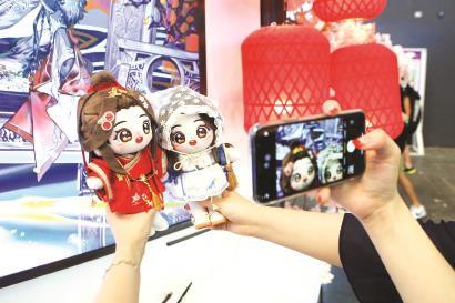 上海动漫产业规模达200亿元 高科技整合IP成生力军