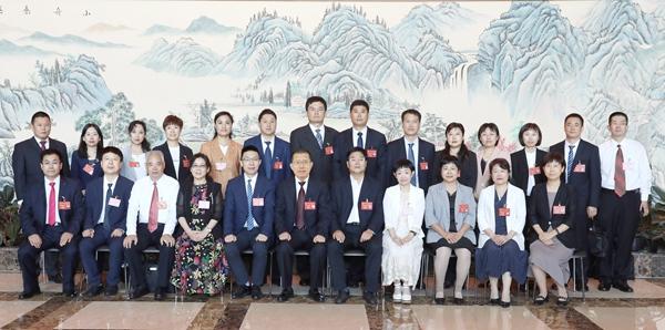 以新担当新作为 谱写参政履职新篇章  ——沧州市农工党党员两会积极履职