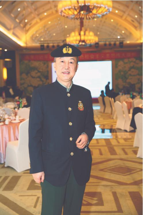 抗击新冠肺炎疫情,我们永远在一起——访香港华侨华人总商会荣誉会长施乃康