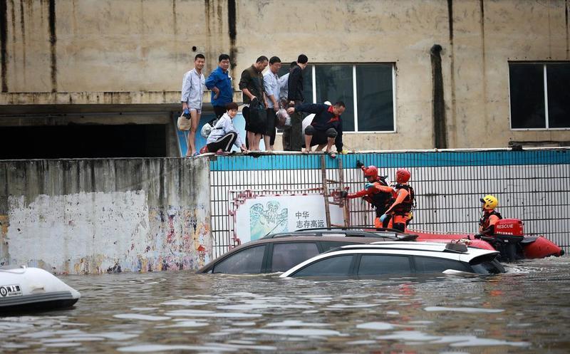 基金会与救援队:救灾合作需打通节点