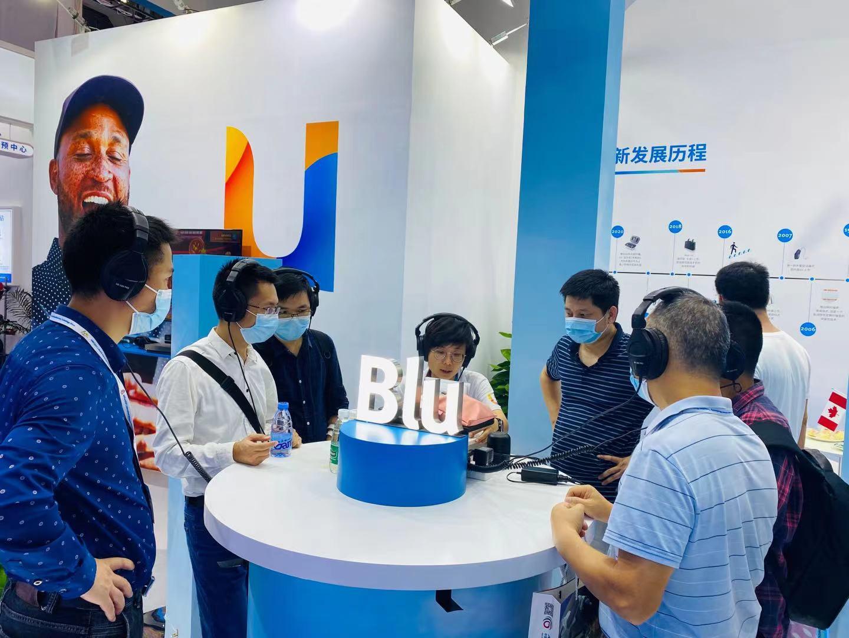 新型助听器技术亮相中国国际医疗器械博览会