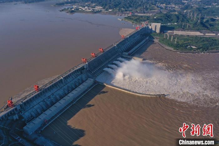 三峡水库2021年汛期拦洪约286亿立方米