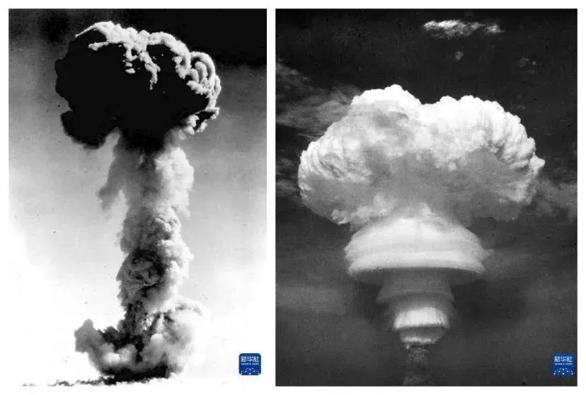 57年前的今天,中国震动世界!